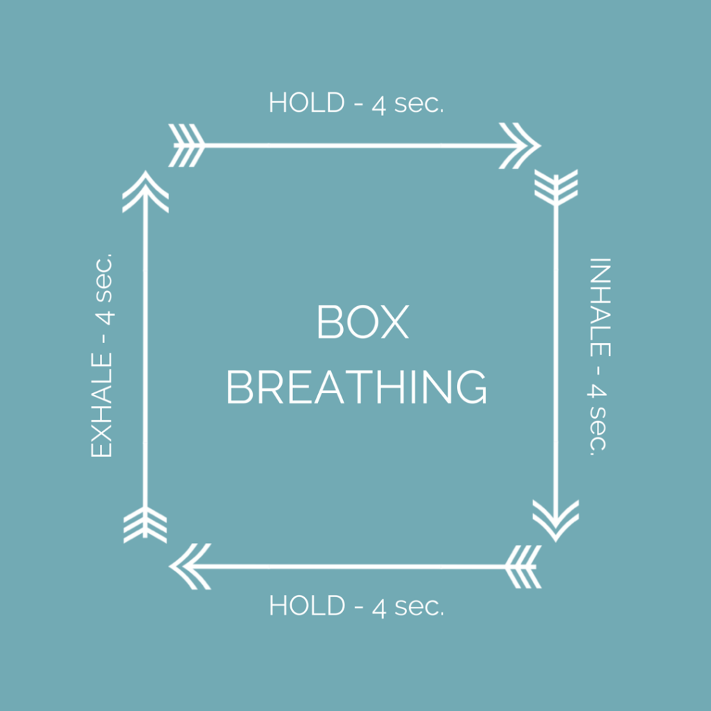 Box Breathing Technique